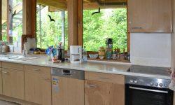 Spendenvoting für neue Küche im Umweltzentrum